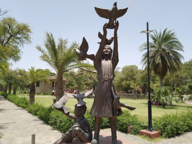 Visiting Subhash Garden In Ajmer | Park At Ajmer In Rajasthan