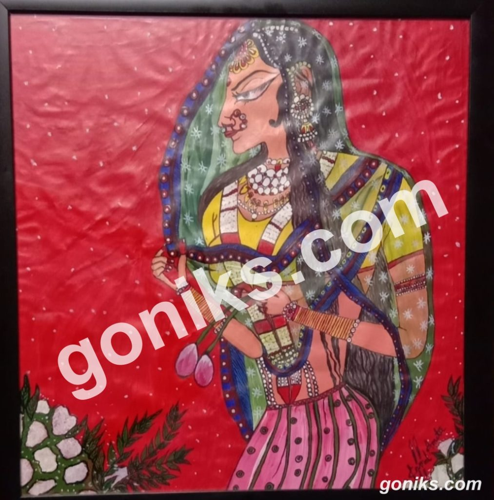 bani thani painting