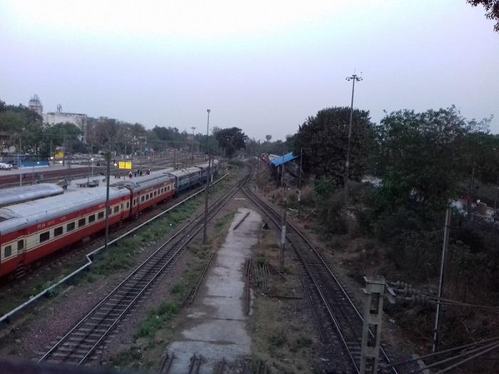 Indian railways condition