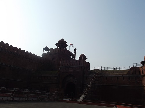 Red Fort of New Delhi