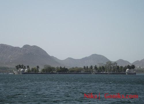 fateh sagar lake of Udaipur
