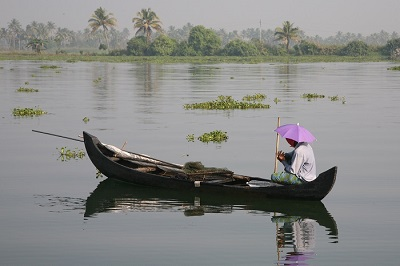 boating in kerala