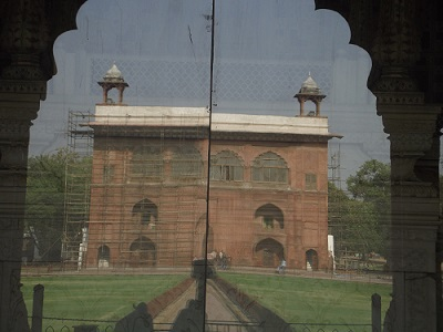 A trip to Red Fort of New Delhi in India