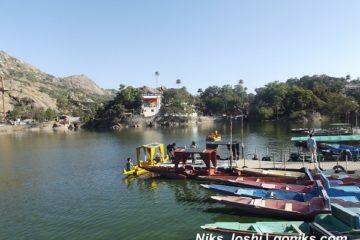Nakki lake in mount abu