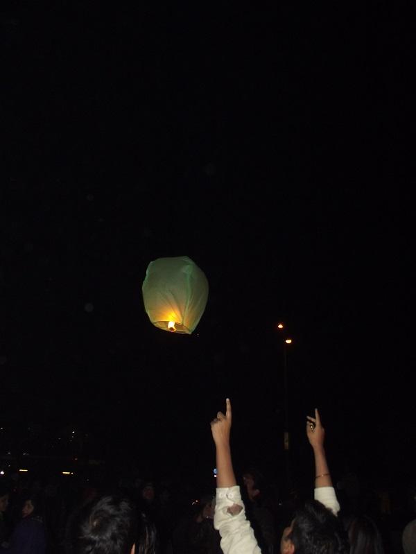 Paper Lantern Festival