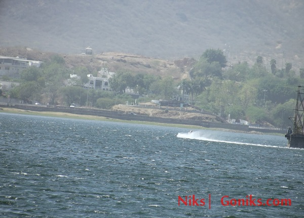 Fateh sagar lake of Udaipur