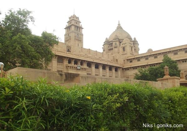 Umaid Bhawan Palace Hotel and Museum