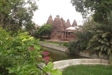 Mandore garden temple