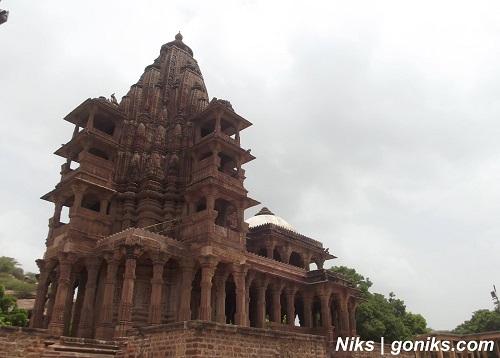 mandore temples in jodhpur
