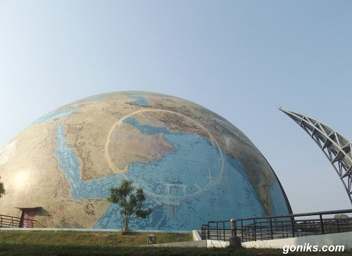 earth city in gujarat science city ahmedabad