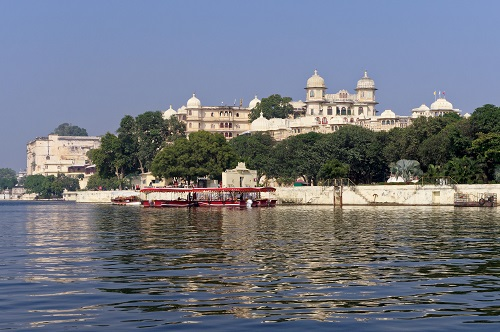 Shiv niwas palace in udaipur