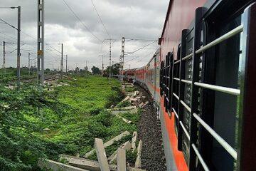 train booking online