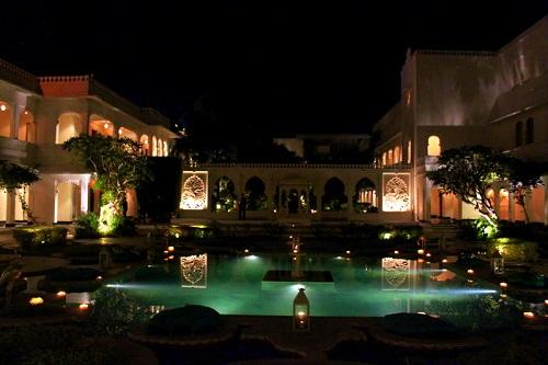 Udaipur hotel city palace